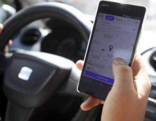 """Ahora debe apresurarse para abordar a tiempo """"su uber"""". (Foto: Hemeroteca PL)"""