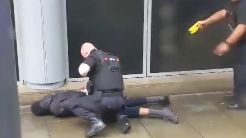 Ataque con cuchillo en un centro comercial genera alarma en Mánchester