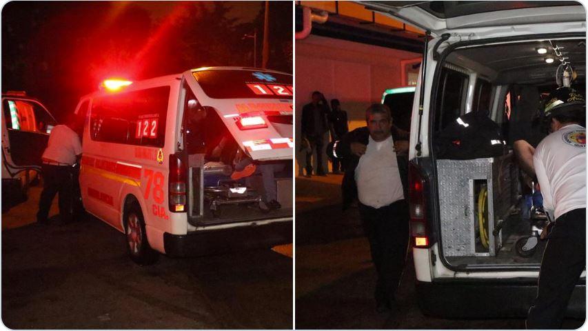 Ataques armados dejan tres muertos y múltiples heridos en la madrugada