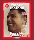 Cristiano Ronaldo es uno de los favoritos para quedarse con el Balón de Oro. (Foto Prensa Libre: Twitter France Football)
