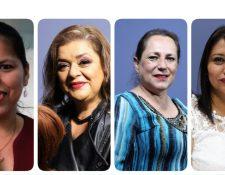 Susely, Albita, Nancy y Brenda son un ejemplo  de vida después del diagnóstico de cáncer de mama.