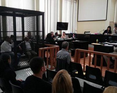 Cinco empleados del Juzgado de Mayor Riesgo D se pronunciaron en contra de la jueza Erika Aifán. (Foto Prensa Libre: Hemeroteca PL)