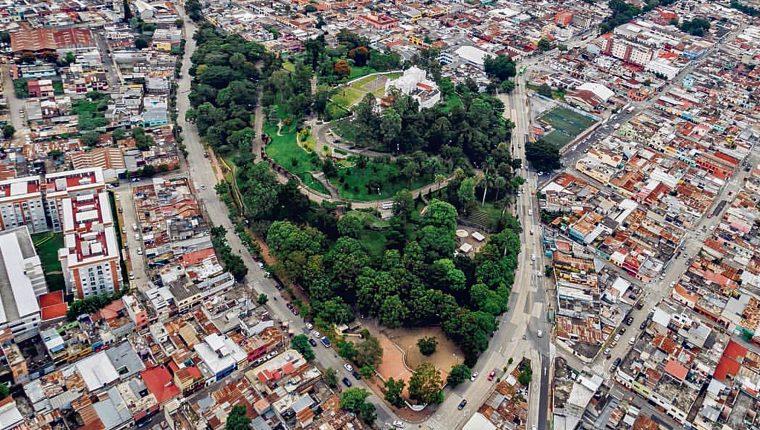 El sismo fue sensible en las zonas 2, 6 y 18 de la ciudad de Guatemala. (Foto Prensa Libre: Hemeroteca)
