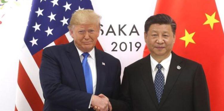 Trump muestra optimismo sobre posible tregua en la guerra comercial con China