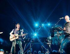 El grupo británico Coldplay revela detalles de su nueva producción discográfica. (Foto Prensa Libre: instagram.com/coldplay)