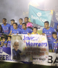 Los Príncipes Azules lograron un triunfo importante frente a Siquinalá. (Foto Prensa Libre: Cobán Imperial)