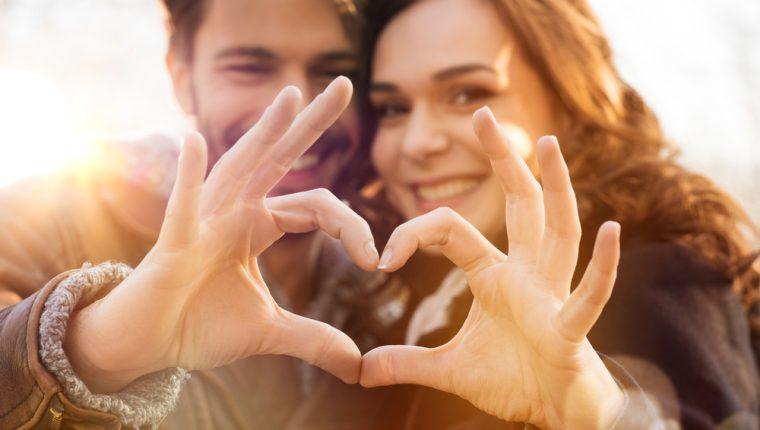 Son distintas las maneras intangibles en las que podemos demostrar amor a nuestra pareja. (Foto Prensa Libre: Servicios).