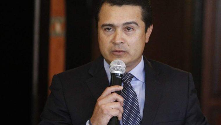 Juan Antonio Hernández, hermano del presidente hondureño Juan Orlando Hernández. (Foto tomado de El Heraldo)