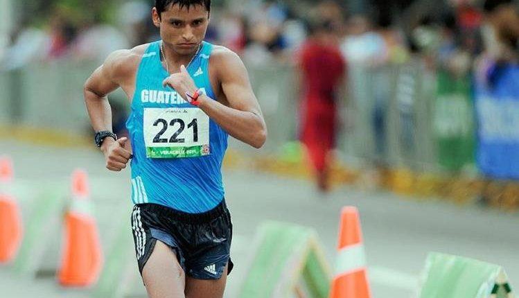 Érick Barrondo resistió al calor y terminó en el puesto doce en el Mundial de Atletismo de Doha