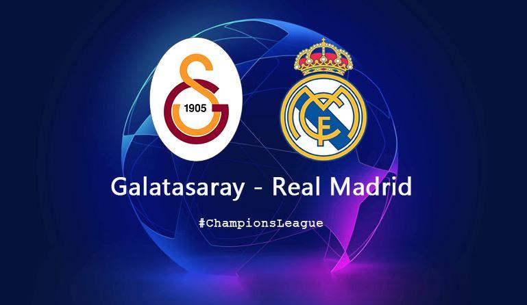 EN DIRECTO | Galatasaray vs Real Madrid