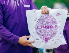 La aplicación Hugo informó sobre ampliación de servicios en Guatemala. (Foto Prensa Libre: Hemeroteca)