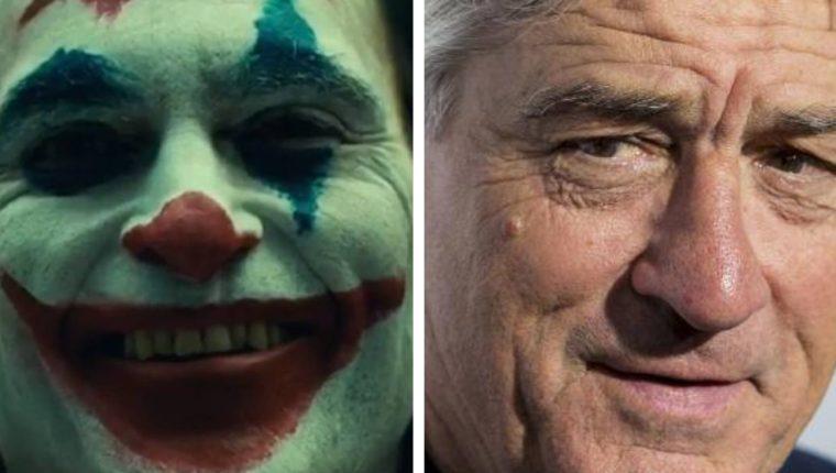 Joaquin Phoenix y Robert de Niro encabezan el elenco de Joker.