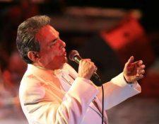 """José José, conocido como el """"Príncipe de la canción"""", falleció a las 71 años. (Foto Prensa Libre: Hemeroteca PL)"""