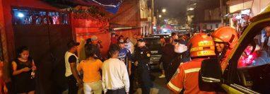 (Foto Prensa Libre: Bomberos Municipales).