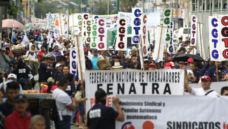 Marcha por el 20 de octubre iniciará en el Trébol y finalizará en la Plaza Central