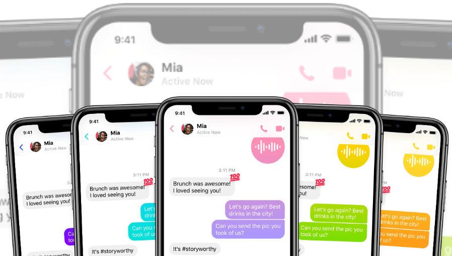 Facebook trabaja en las videollamadas encriptadas con Messenger