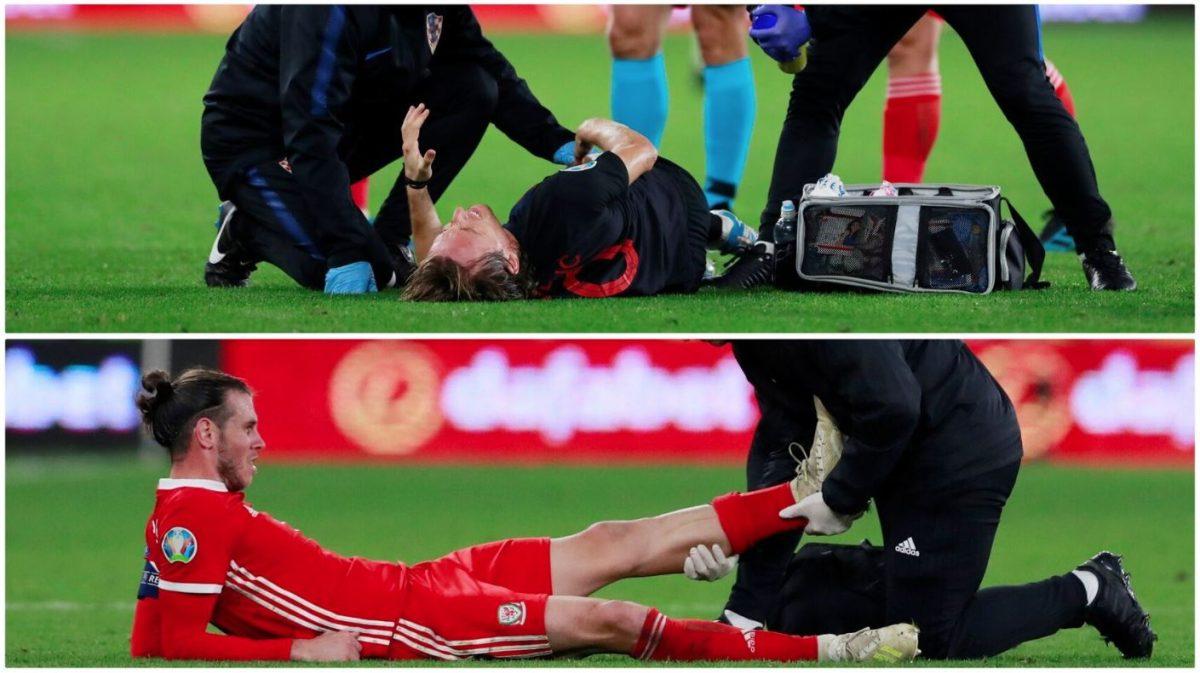 Modric y Bale preocupan al Real Madrid a dos semanas del clásico español