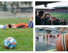 La agenda deportiva en América Latina ha sufrido cambios debido a las protestas en varios países. (Foto Prensa Libre: Pexels)