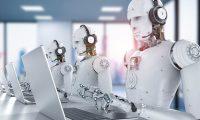 La inclusión de la Inteligencia Artificial podría suponer un nuevo entorno para las relaciones laborales.(Foto Prensa Libre: Mutualidadabogacia.com)