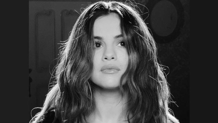 "Selena Gómez promueve el tema ""Lose you to love me"".(Foto Prensa Libre: Tomada de facebook.com/Selena)"