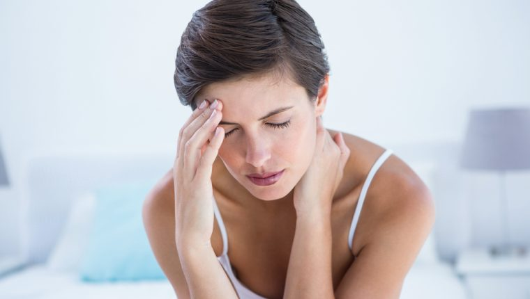 The migraine is a painful headache that presents itself with the greatest frequency in women. (Photo Press Libre: Servicios).
