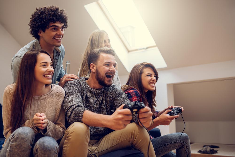 Beneficios de los videojuegos en los adultos
