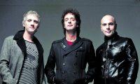 Charly Alberti, Gustavo Cerati y Zeta Bosio, fundaron Soda Stereo. (Foto Prensa Libre: Hemeroteca PL)