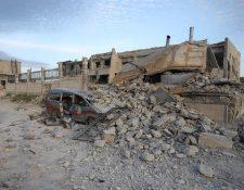 Un hospital sirio atacado el 5 de mayo último. (Foto Prensa Libr: AFP)