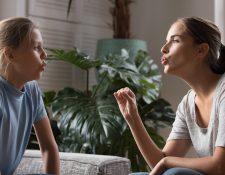 Por medio de la terapia de lenguaje es posible aprender técnicas y ejercicios que apoyen a los niños con tartamudez. (Foto Prensa Libre: Servicios).