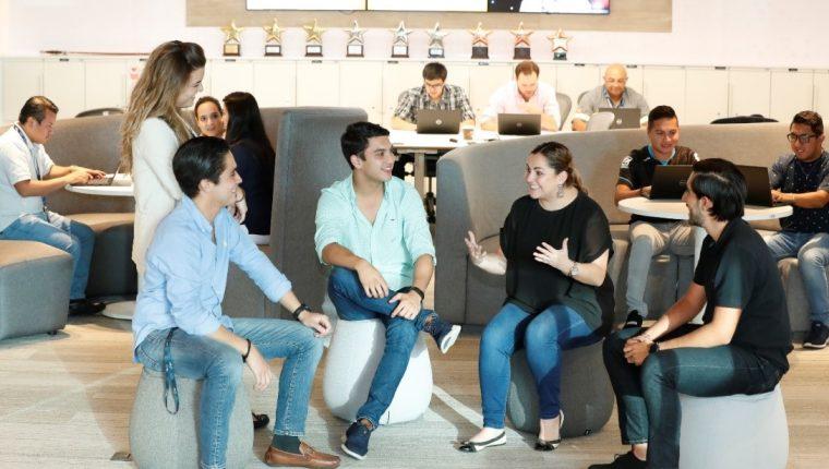 Los trainees adquieren una visión sistémica del funcionamiento de cbc.  (Foto Prensa Libre: Cortesía)