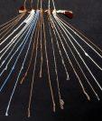 Los investigadores creen que los incas usaron distintos códigos para elaborar los quipus.