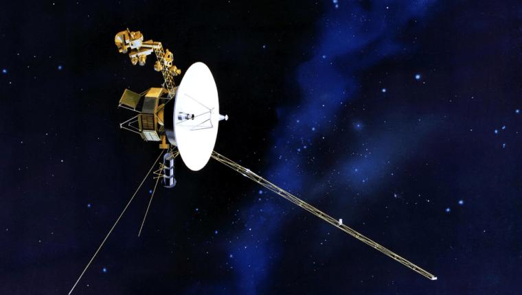 Las naves Voyager 1 y Voyager 2 son los primeros objetos creados por seres humanos que logran ingresar al espacio interestelar.