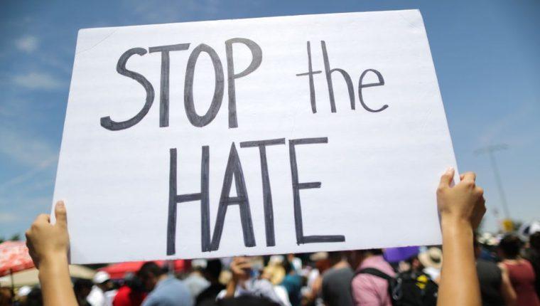 Según datos del FBI, los crímenes de odio por cuestiones raciales han aumentado en los últimos años en Estados Unidos.