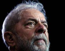Lula da Silva tiene dos condenas y otras ocho causas abiertas en los tribunales. EPA