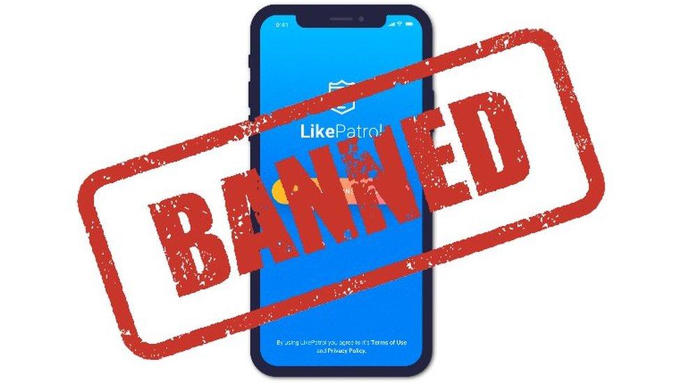 """Like Patrol, la polémica app mexicana """"para espiar"""" en Instagram y que Apple retiró de su tienda en línea"""
