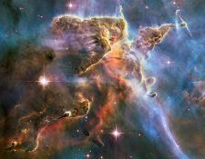 La aceleración de la expansión del universo no puede explicarse, en el contexto de la relatividad general de Einstein, sin la existencia de una forma de energía desconocida.