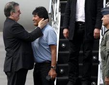 El asilo de México a Evo Morales causa polémica. REUTERS