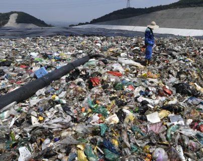 Solamente en 2017, China recolectó 215 millones de toneladas de residuos domésticos en sus ciudades.