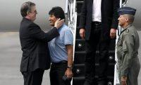 El asilo a Evo Morales provocó tensión entre México y Bolivia.