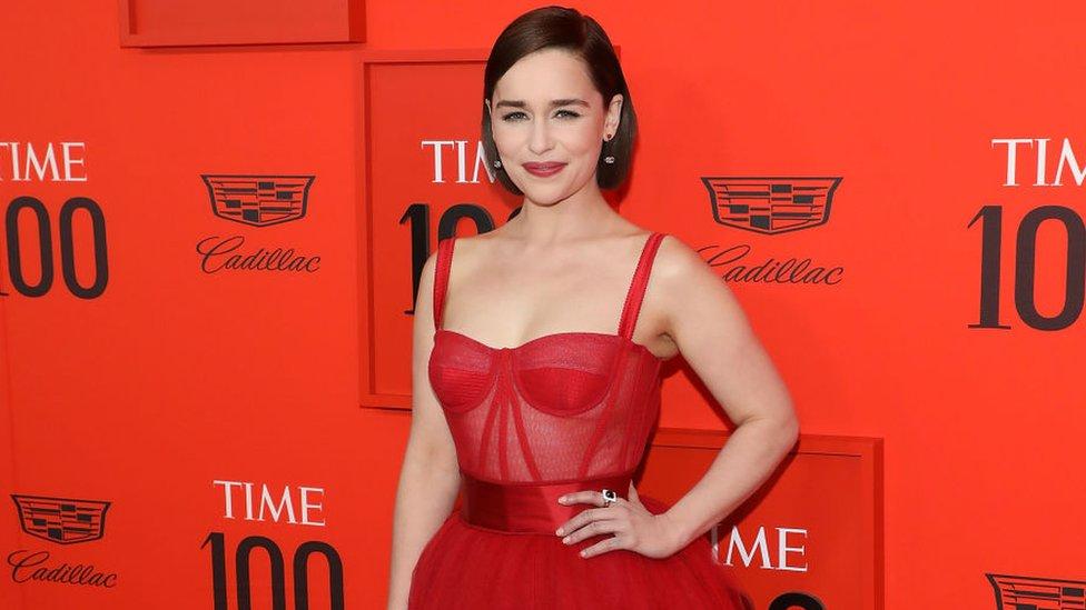 """Emilia Clarke: """"Lloraba en el baño antes de grabar las escenas de desnudo en 'Game of Thrones'"""""""