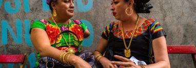 La comunidad zapoteca indígena divide a la sociedad entre hombres, mujeres y muxe, que cuentan unas 5.000 en una población de 75.000.