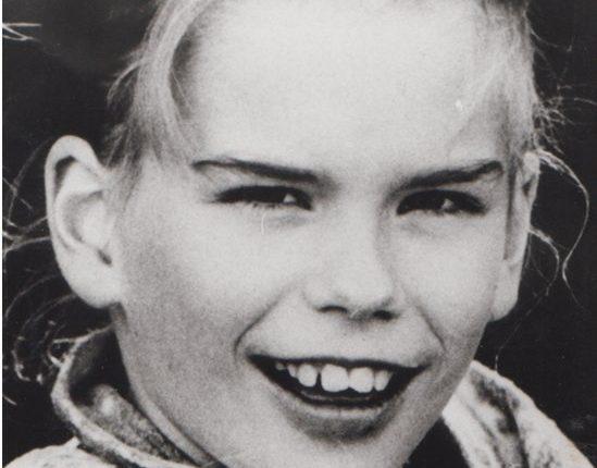 Claudia Ruf tenía 11 años cuando fue asesinada.