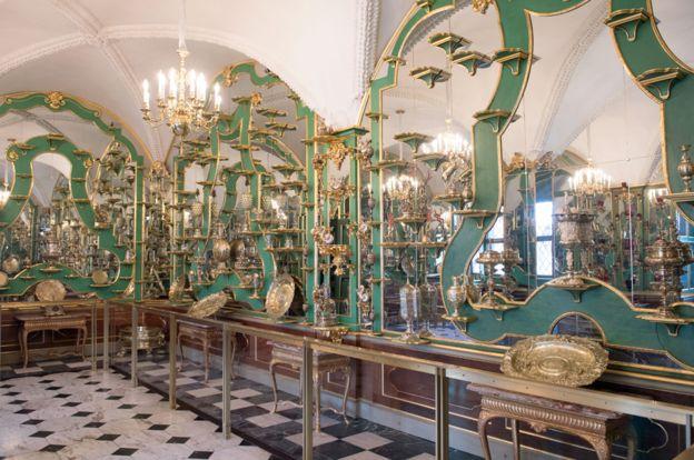 Robo de la Bóveda Verde de Dresde: así son las joyas alemanas que se teme desaparecerán para siempre