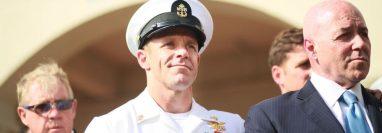 La destitución del secretario de la Marina Richard Spencer es el último capítulo del caso de Eddie Gallagher (en la imagen). GETTY IMAGES