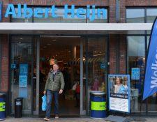 Albert Heijn es la compañía de supermercados más grande de Holanda. GETTY IMAGES