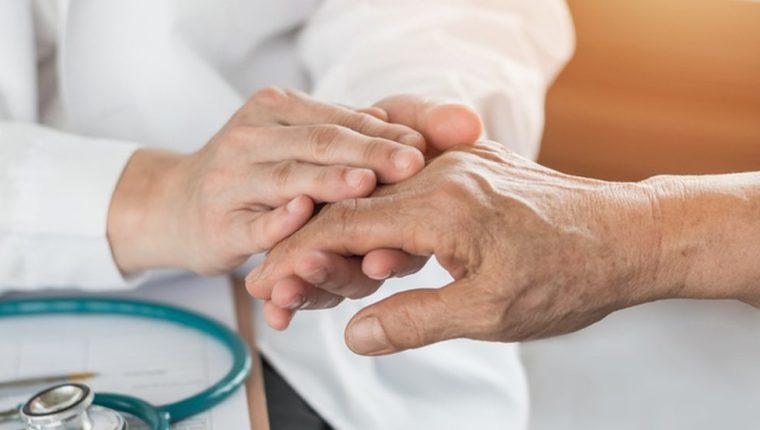 Un estudio reciente encontró vínculos entre la temperatura de la palma de la mano y el padecimiento de artritis reumatoide.
