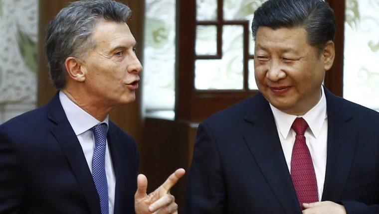 Argentina se encuentra entre los países más endeudados con China.
