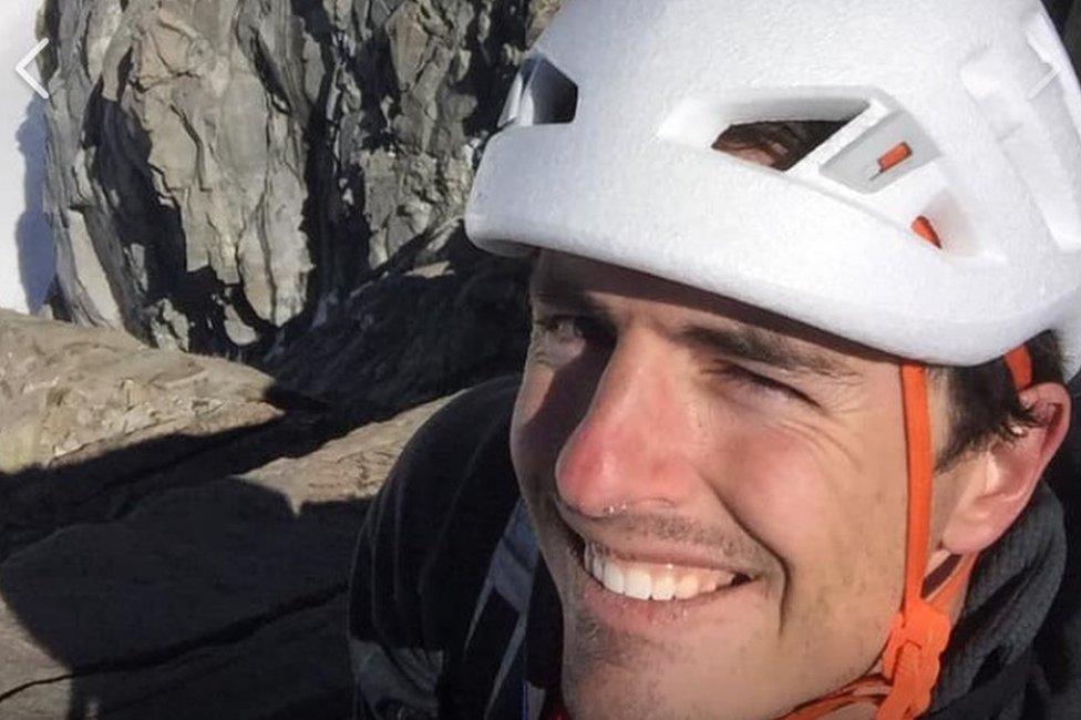Brad Gobright: el famoso escalador estadounidense que murió en un trágico descenso en México