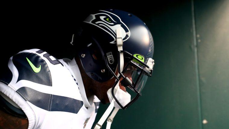 Josh Gordon, de los Seahawks de Seattle, fue suspendido indefinidamente por la NFL por abuso de sustancias. (Foto Prensa Libre: AFP)