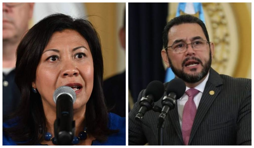 Avanza en EE. UU. enmienda propuesta por Norma Torres y envía mensaje a Jimmy Morales